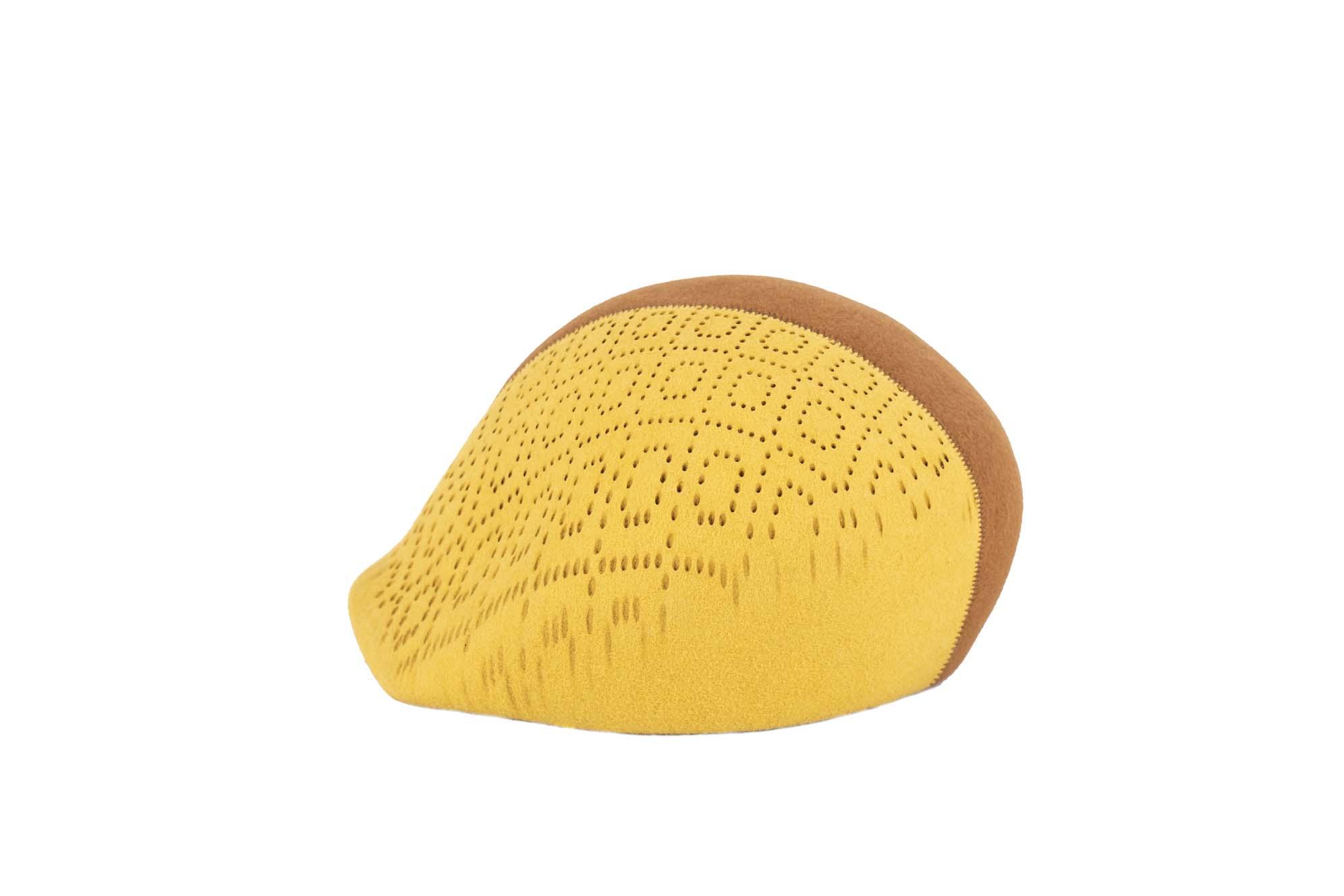 BRIGITTE BICOLOR AW19/20 lapin LP banana-biscotto