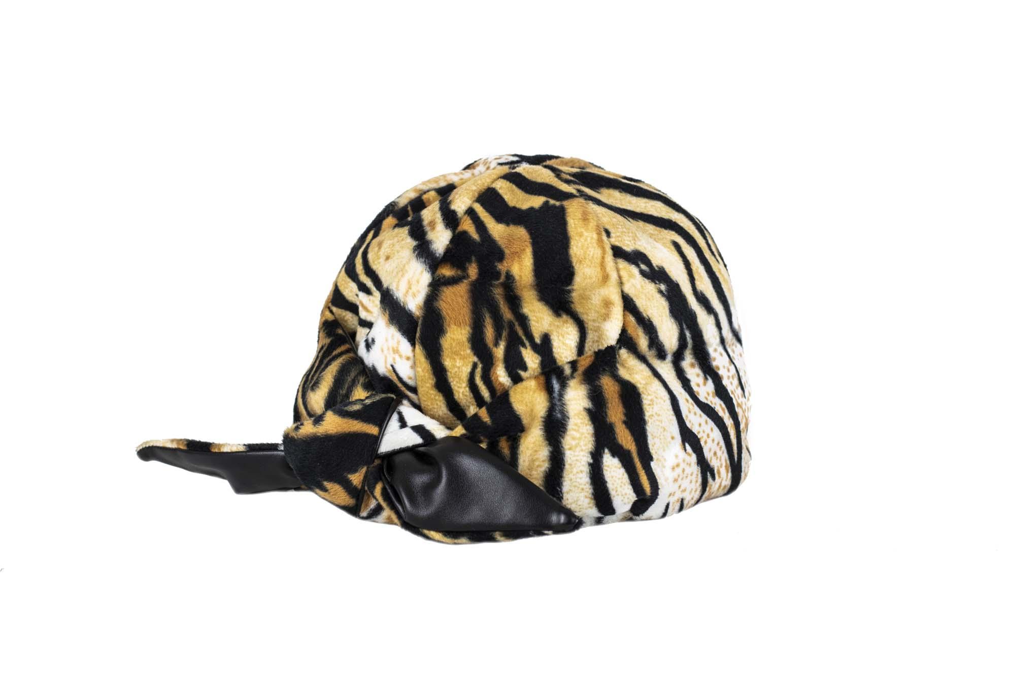 CUPOLA AW19/20 tigre-ecopelle