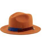 HARRY AW 20/21 Wool Orange
