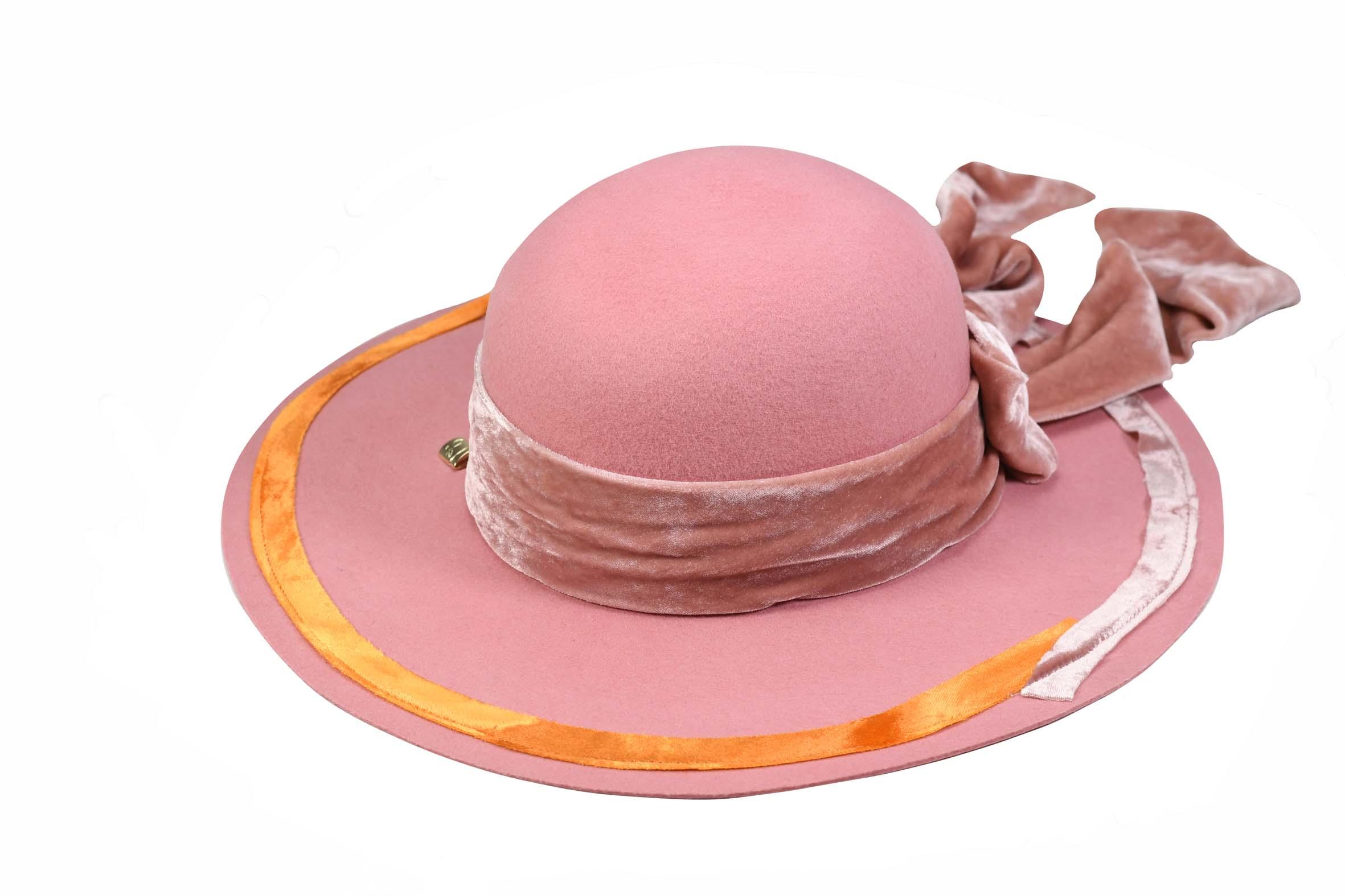 TEA AW21/22 Wool - Pink