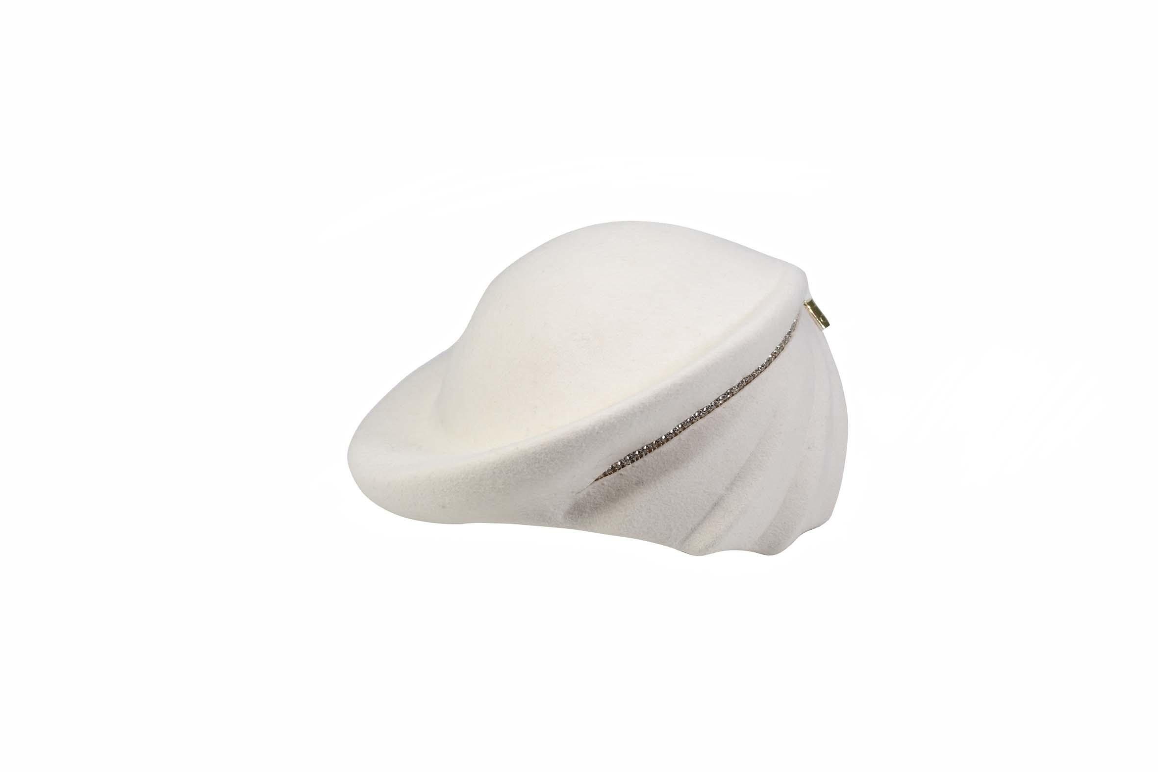 CONCHIGLIA AW21/22 Lapin - White