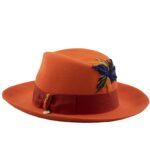 CONNERY AW 20/21 Lapin Ricamo Orange