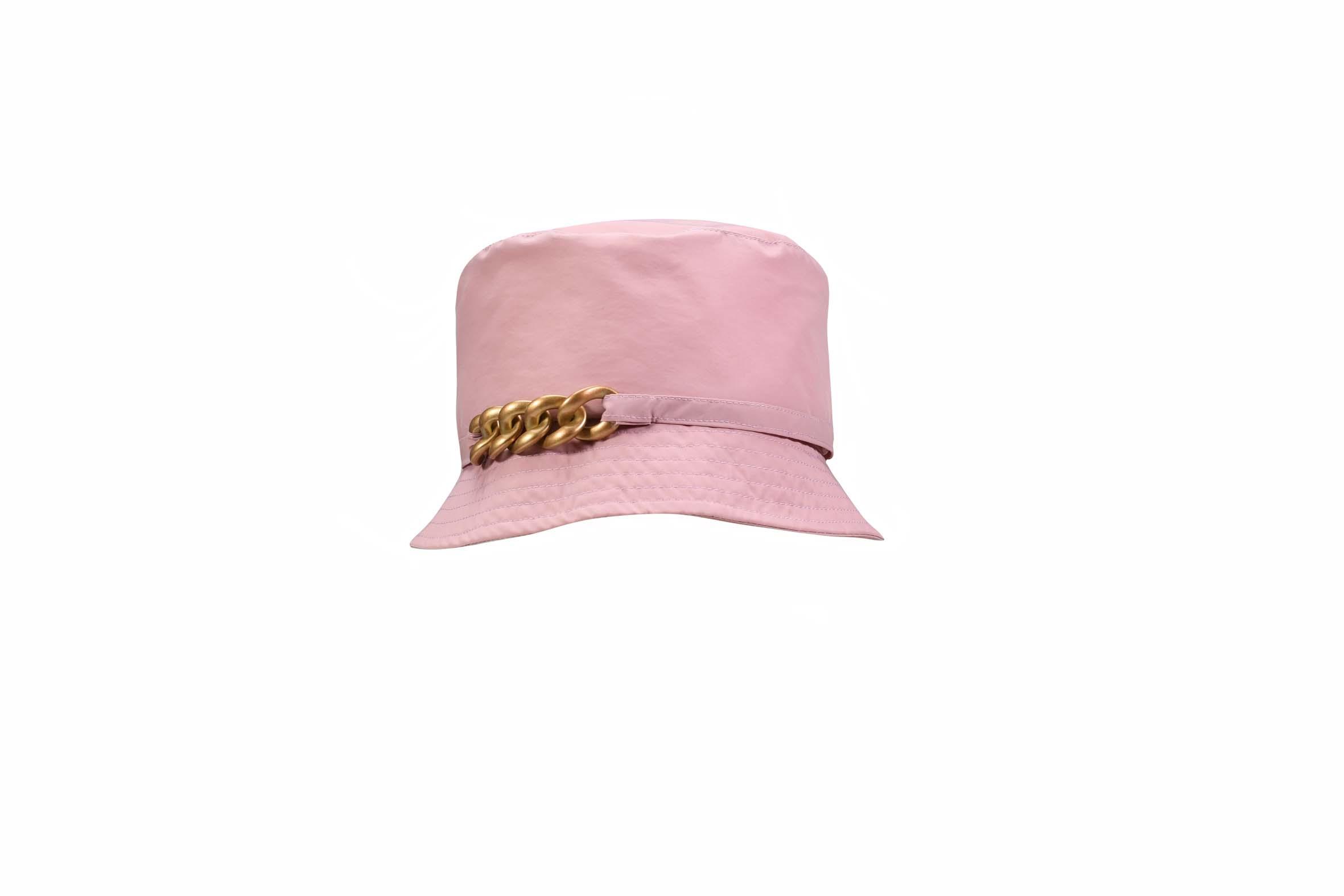 PESCATORE CATENA AW21/22 Impermeabile- Pink
