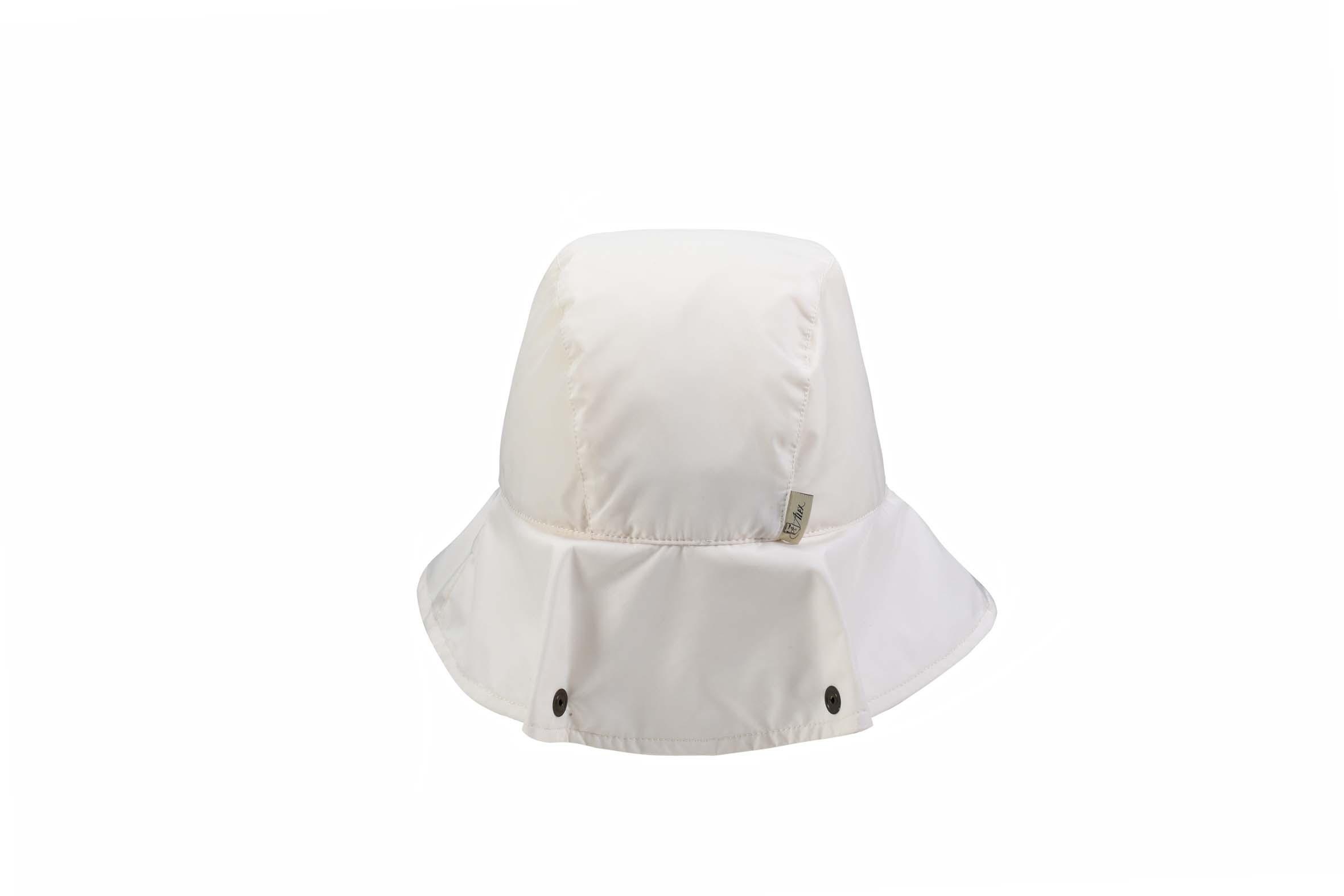 POMPIERE AW21/22 Impermeabile- White